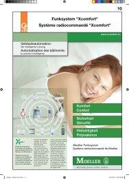 mPage - Moeller Xcomfort - Otto Fischer AG