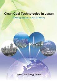 Clean Coal Technologies in Japan