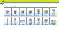 Glutenfreie und laktosefreie SPAR free from Produkte