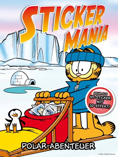 Stickermania Nr. 3. Polar-Abenteuer - Spar