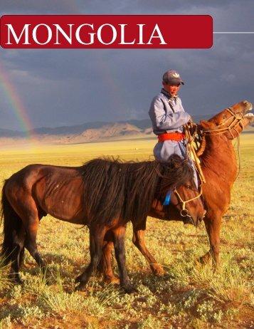 mongolia - Hovdtour.mn