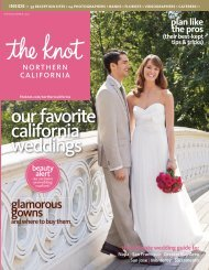 our favorite california weddings - Thomas Fogarty Winery