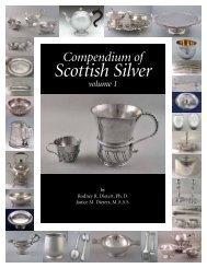 Compendium of Scottish Silver - Cornell University