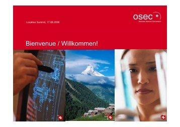 2 Stadiums (Letzigrund, Geneva) - Über die Osec