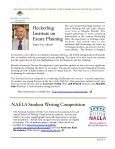 section on donative transfers, fiduciaries and estate - AALS - Page 6
