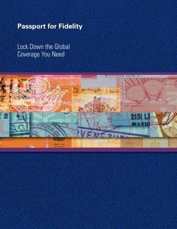 Passport for Fidelity 9.03cover - Chartis