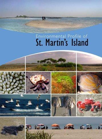 Environmental Profile of St. Martin's Island - UNDP in Bangladesh
