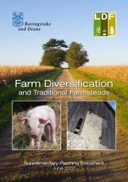 Farm Diversification - Basingstoke and Deane Borough Council