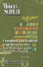 Command and Control - Recorded Books