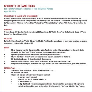 Scrabble Slam Rules Pdf Marbles The Brain Store