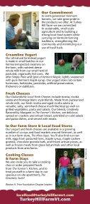 Vermont Farmstead CREAMLINE YOGURT with ... - Turkey Hill Farm - Page 2