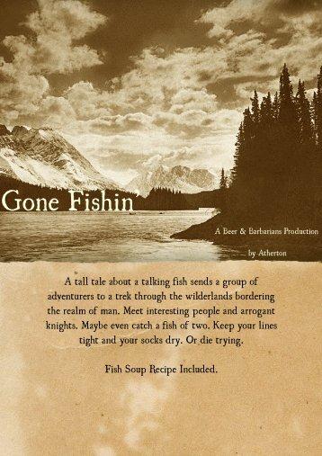 Gone Fishin (4.5 MB PDF)