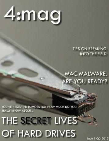 4:mag Issue #1 Q2 2013