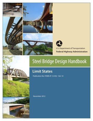 Steel Bridge Design Handbook - Limit States Volume 10 - Federal ...