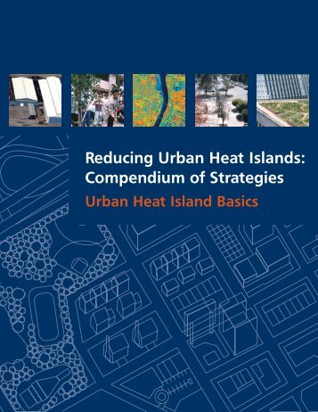 Urban Heat Island Basics - US Environmental Protection Agency