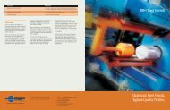 Billet Taper Quench Brochure - Granco Clark