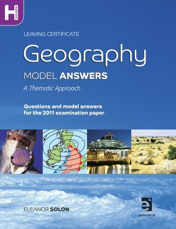 Geography Model Answers - Educate.ie