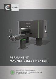 PERMANENT MAGNET BILLET HEATER - Effmag