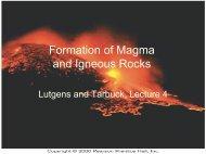 Rocks Igneous [pdf] - Go My Class