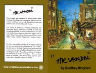 The Vandal - W - New Creation Teaching Ministry