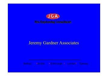 Jeremy Gardner Associates