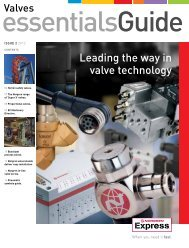 Leading the way in valve technology - Norgren