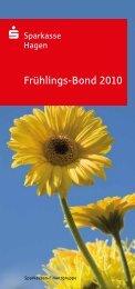 Frühlings-Bond 2010 - Sparkasse Hagen