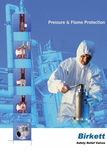 Pressure & Flame Protection - Safety Systems UK Ltd