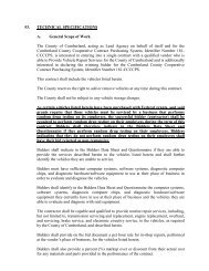 53. TECHNICAL SPECIFICATIONS A. General Scope of Work The ...