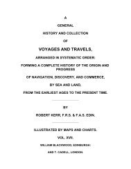 Robert Kerr - A General History & Collection of - Nauticus
