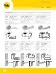 Yale 8000 series Mortise Lock Catalog - Door Hardware - Page 6