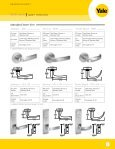 Yale 8000 series Mortise Lock Catalog - Door Hardware - Page 7