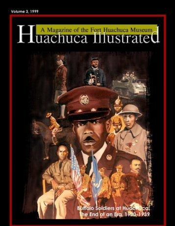 Huachuca Illustrated: Buffalo Soldiers at Huachuca, Part III