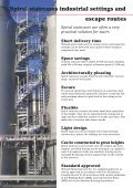 Spiral Staircases for industrial settings and escape routes - Building ... - Page 2
