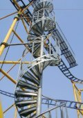Spiral Staircases for industrial settings and escape routes - Building ... - Page 4