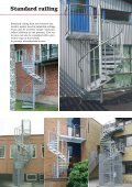 Spiral Staircases for industrial settings and escape routes - Building ... - Page 5