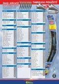 Tabulka použití sad stěračů FLAT DOUBLE blister ke - Compass - Page 2