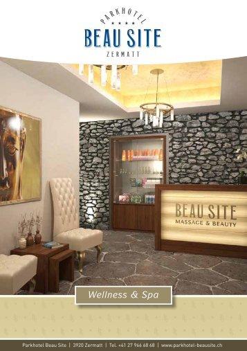 Trattamenti per il viso - Parkhotel Beau-Site