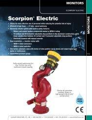 scorpion� electric - elkhart brass