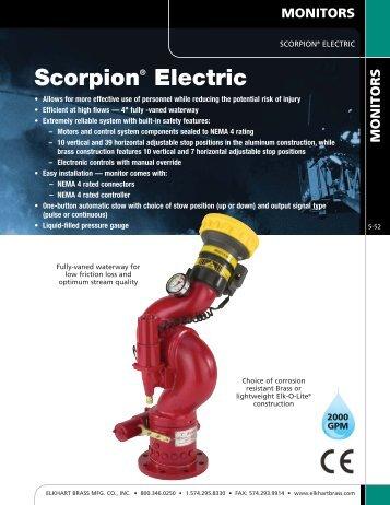 Scorpion® Electric - Elkhart Brass