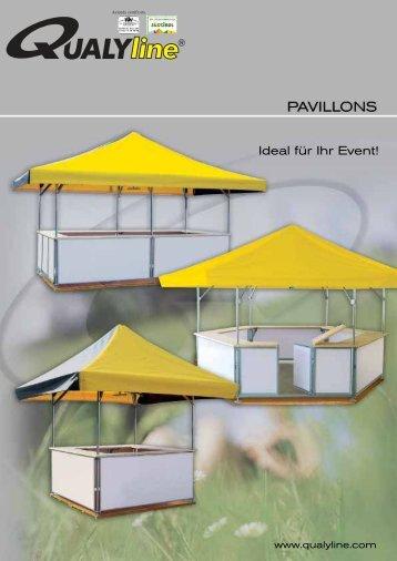 Die Qualität der Pavillons