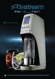 Revolution - SodaStream