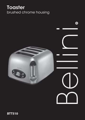 bellini digital kettle instructions