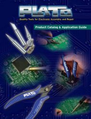 Quality Tools for Electronic - NTE Electronics