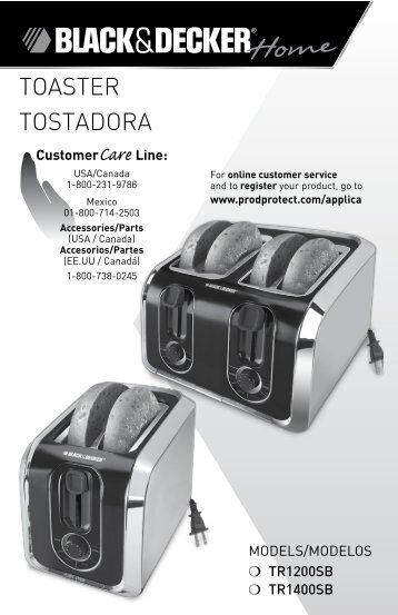 TOASTER TOSTADORA - Home Depot