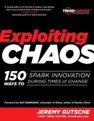 Exploiting Chaos - 150 Ways to Spark Innovation During Times of ...