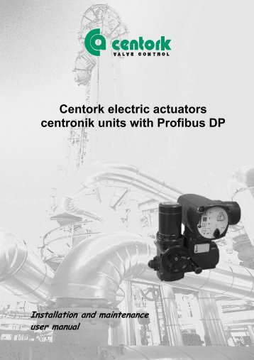 Actuator Controls Auma Matic Am 01 Am 02 1 Profibus Dp