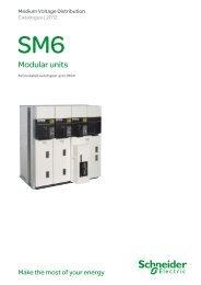 Modular units - Schneider Electric