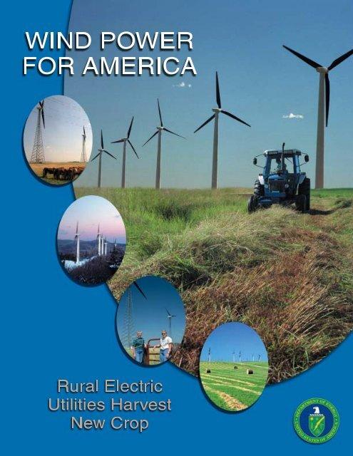 Rural Electric Utilities Harvest - Wind Powering America