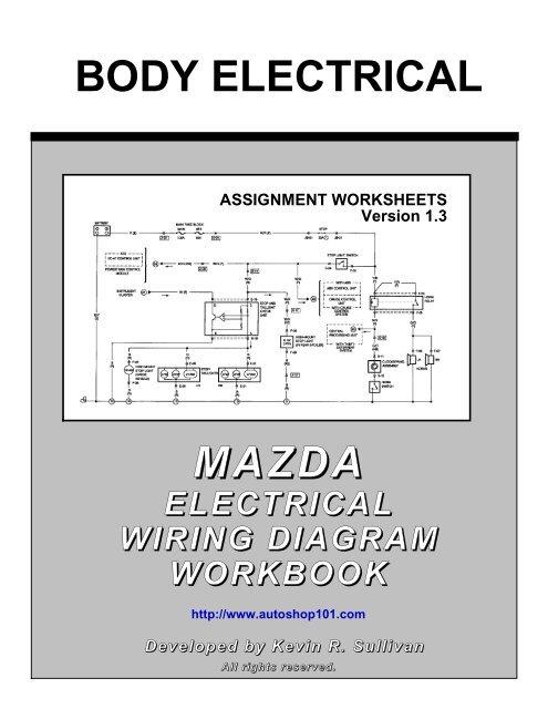 Diagram  Wiring Diagram Mazda Allegro 1 3 Espanyol Full Version Hd Quality 1 3 Espanyol